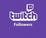 Twitch-Followers